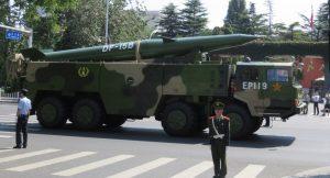 الصاروخ الصينى ا