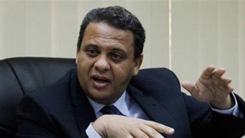 النائب احمد سعيد