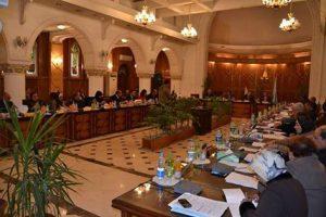 اجتماع جامعة الاسكندرية