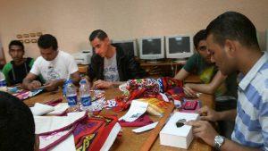 د كريمة الحفناوى فى لقاء مفتوح مع شباب الملتقى الثقافى التاسع بقصور الثقافة (6)