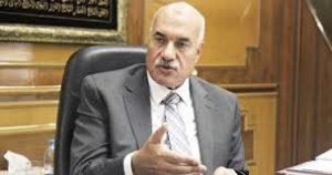 احمد مصطفى رئيس الشركة القابضة
