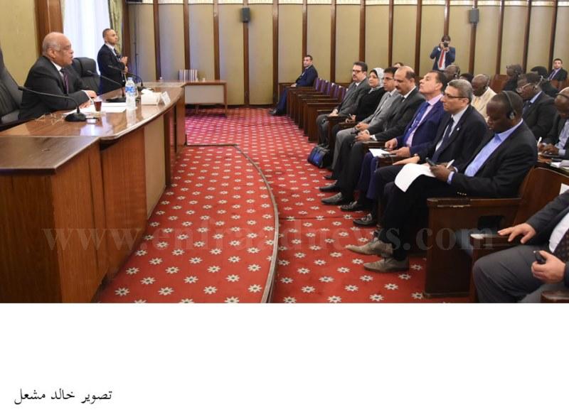 البرلمان والتعاون الافريقى (1)