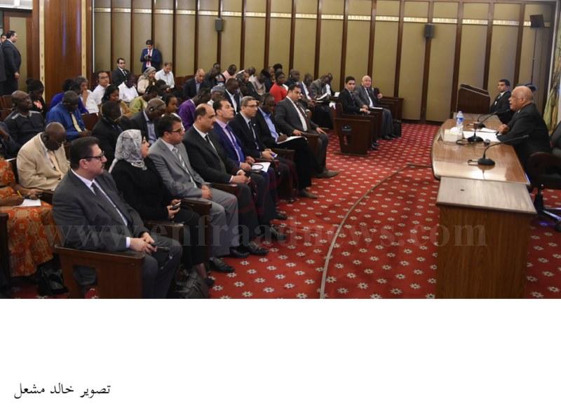 البرلمان والتعاون الافريقى (2)