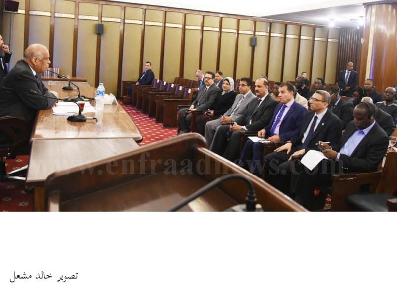 البرلمان والتعاون الافريقى (5)