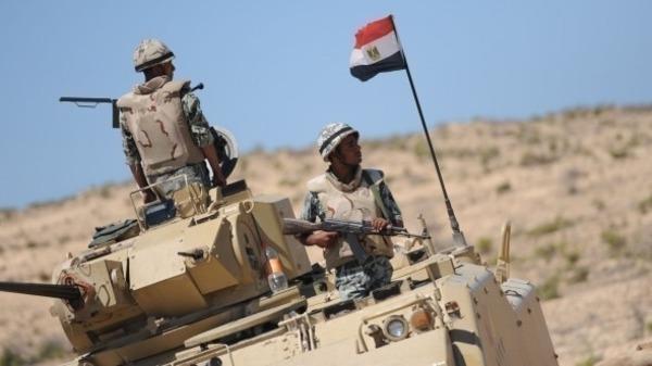 الجيش-سيناء