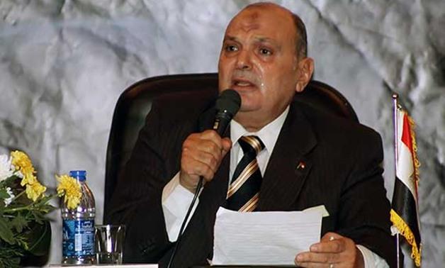النائب كمال عامر رئيس لجنة الدفاع