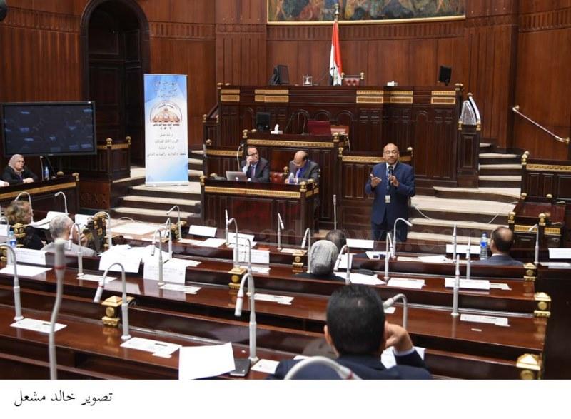 تدريب البرلمان (1)