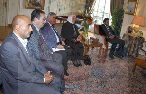هيئة مكتب البرلمان العربي تجتمع مع الأمين العام لجامعة الدول العربية (2) [800x600]