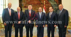 المجلس الليبى والحكومة الانتقالية