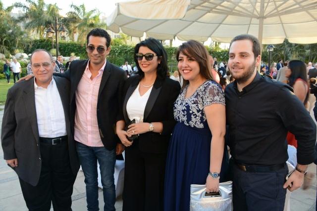 حفل زفاف هبة 2