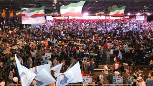 مؤتمر المعارضة الايرانية