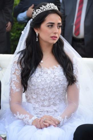 حفل زفاف هبه مجدى
