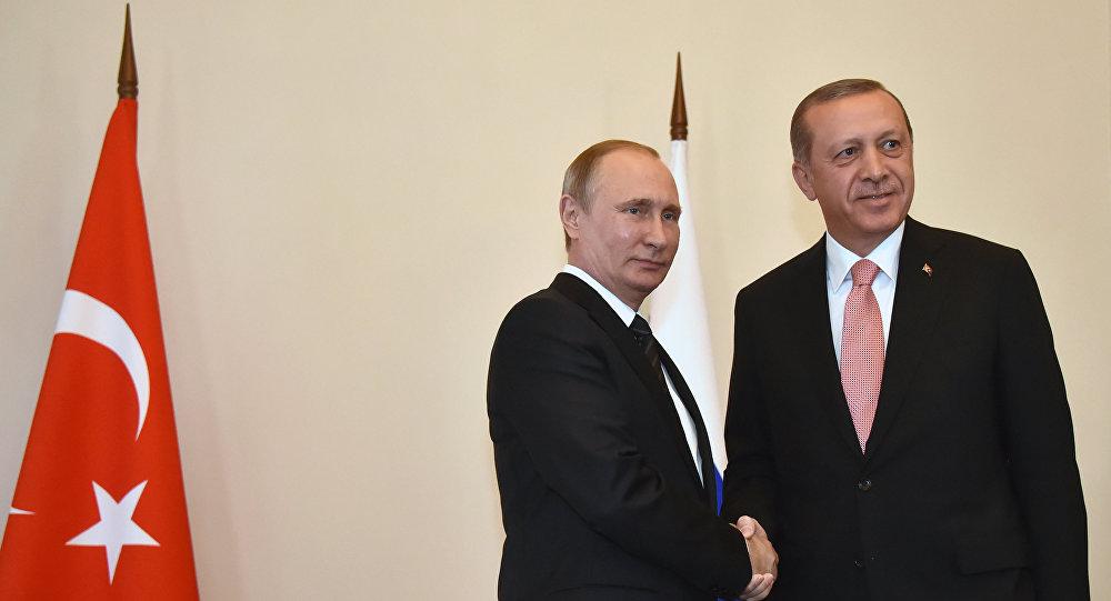 بوتن واردوغان