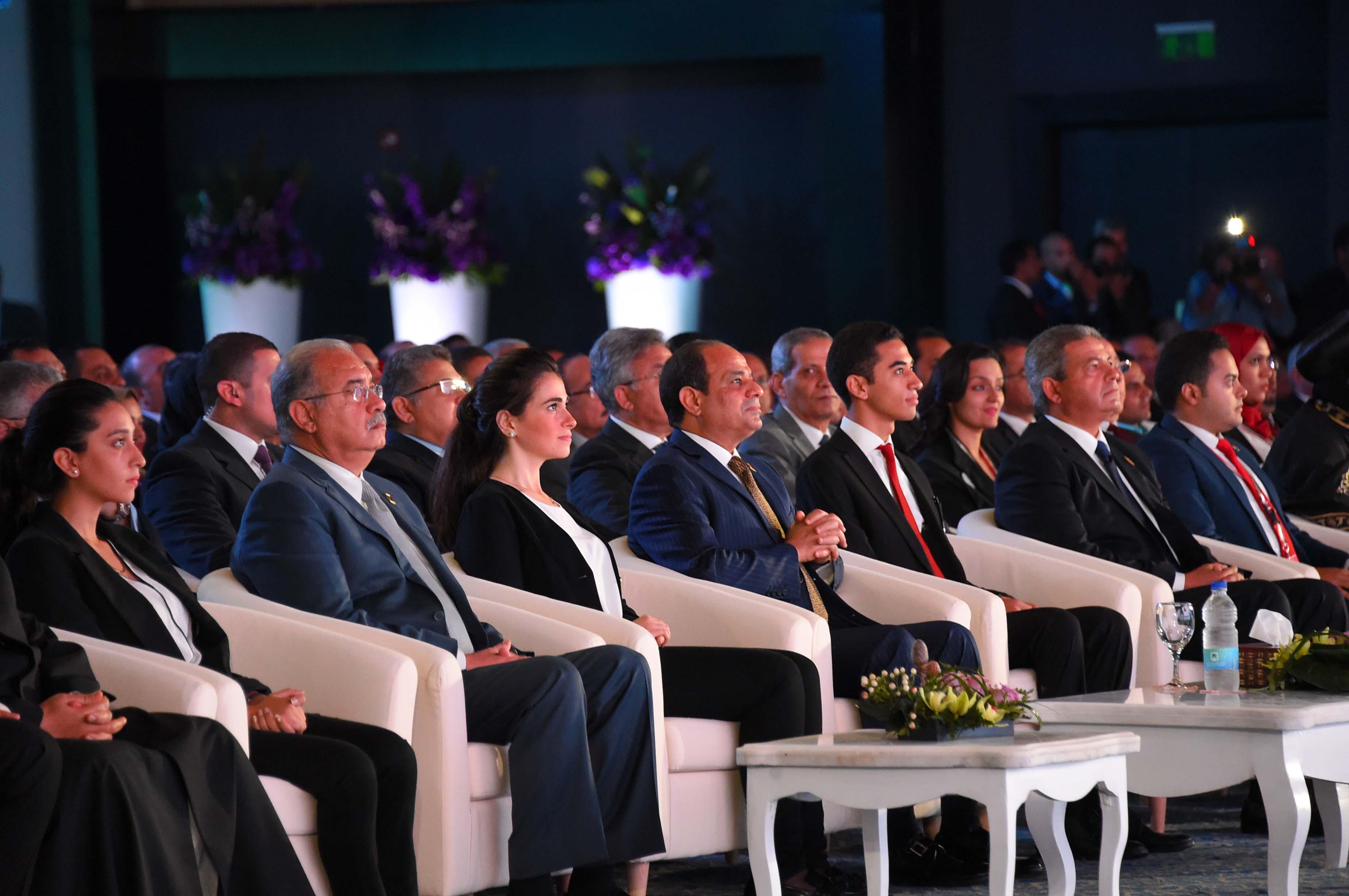 افتتاح مؤتمر الشباب (5)