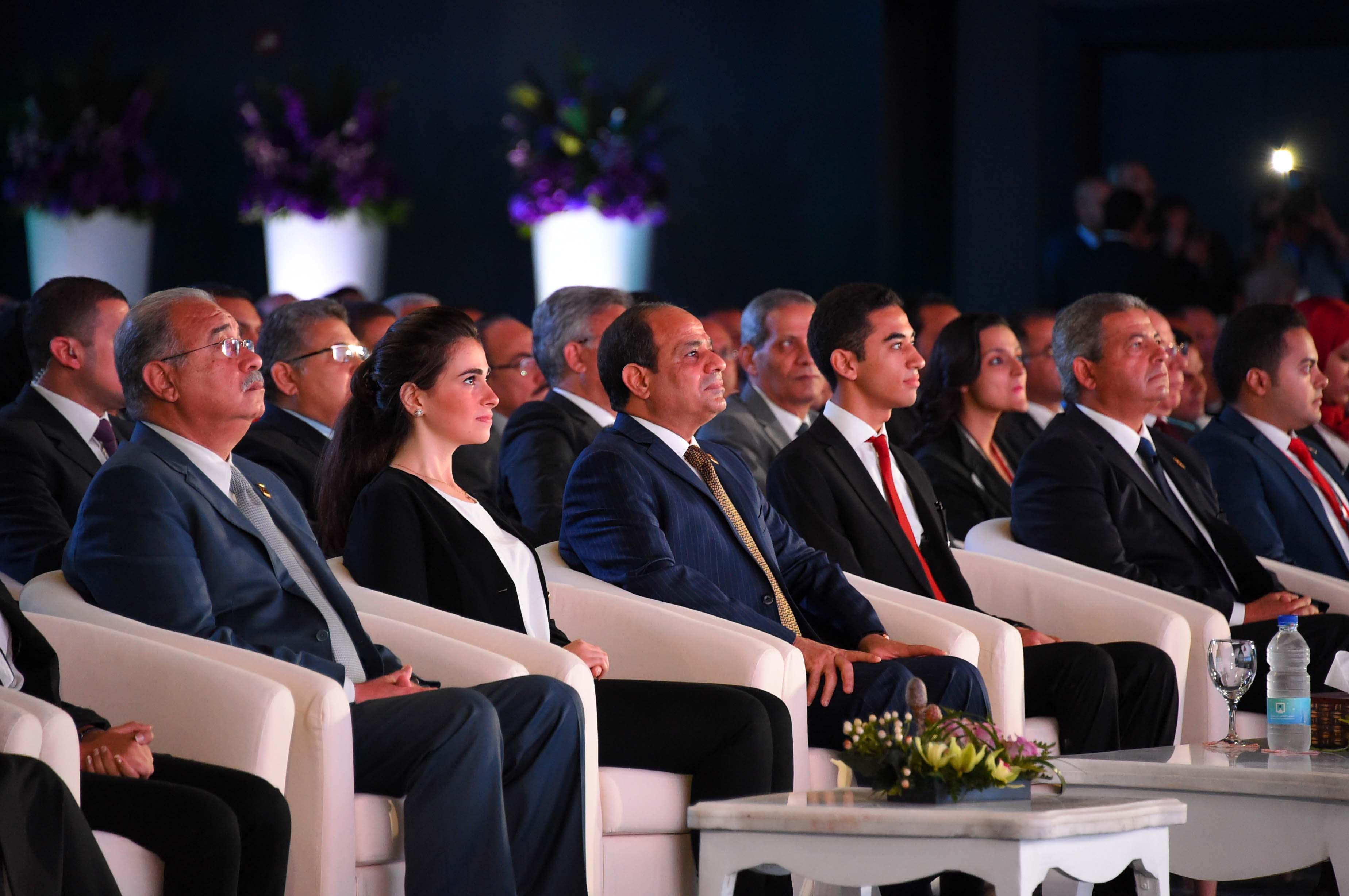 افتتاح مؤتمر الشباب (6)