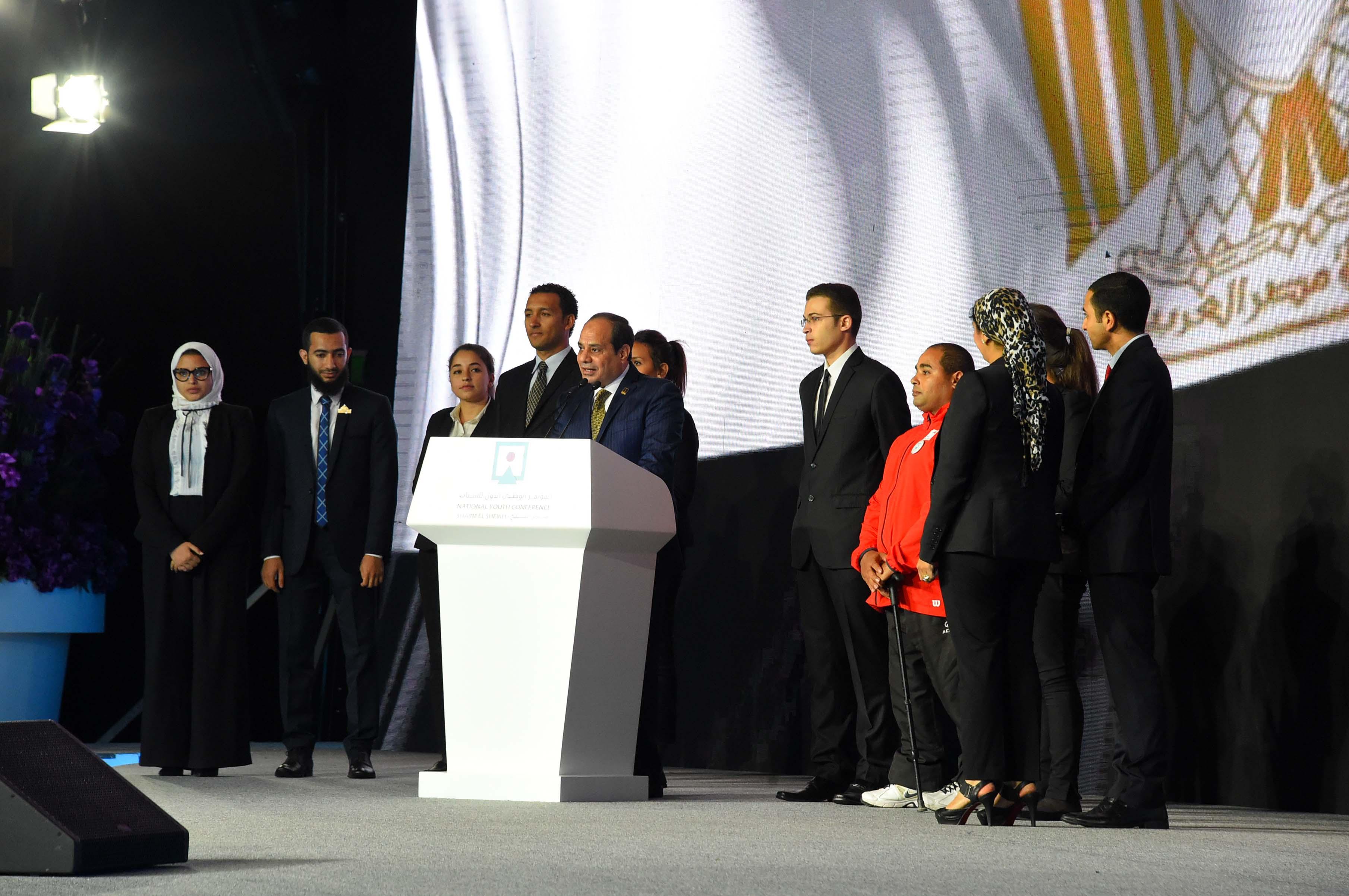 افتتاح مؤتمر الشباب (7)