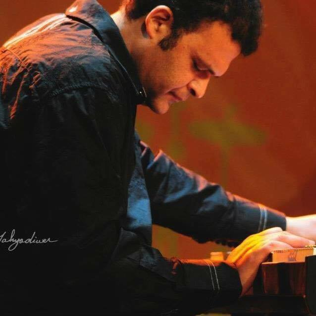الفنان عمرو صلاح